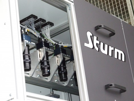 Strurm Gruppe systems for surface handling, finishing and more