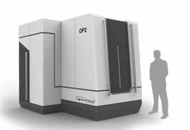 OP2 laser micromachining system