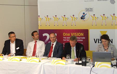 Vision Press Conference