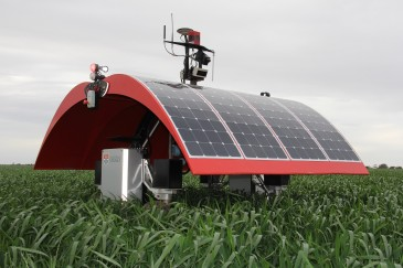 Vision-Based Robot Optimizes Crop Yield