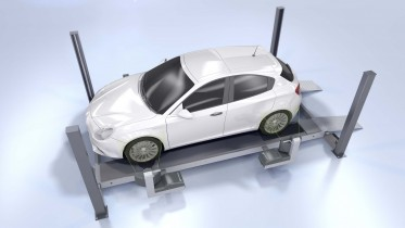 Laser-Based Non-Contact Wheel Alignment
