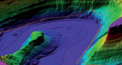 LiDAR Mapping the Colorado River