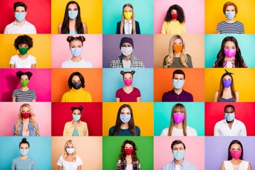 Facial Recognition: Seeing beyond the face mask