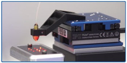Some of the photonic components made by imec spectrometer, fiber waveguide, waveguide and multimode interferometer