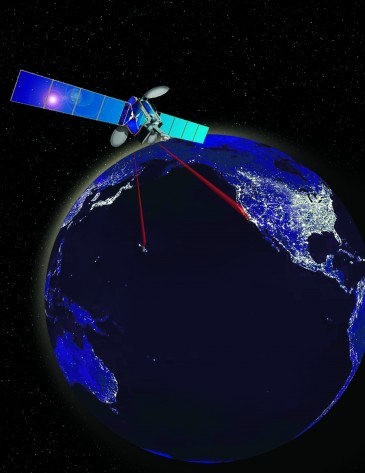 Laser Satellites Could Revolutionise Internet Technology