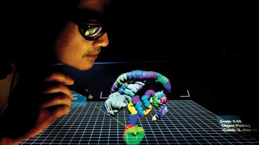 3D Virtual Reality Takes on Colorectal Cancer
