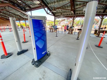 Touchless System Enhances Security at Hersheypark