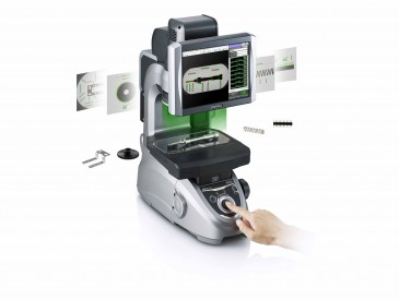 Instant Measurement Offers Mission Critical Quality Control