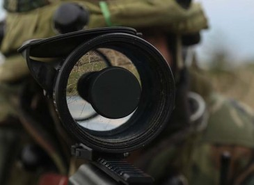 Thin-Film Coating for Military Eyepiece Display