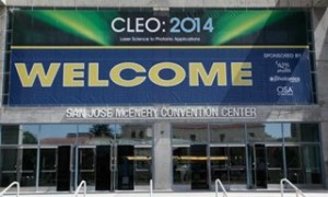 CLEO 2014 Expo opens today