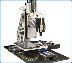 10-axis precision motion system