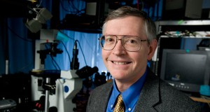 WE Moerner, Nobel Prize winner
