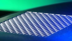 Lasers Structure Metal Surfaces in the Automotive Industry