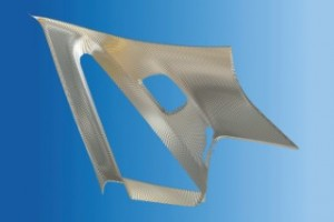 RWTH Aachen University Simulation software enables users to view the laser-structured surface against a realistic backdrop