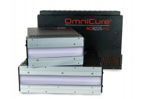 Excelitas Expands OmniCure UV LED Curing Line With AC8-HD
