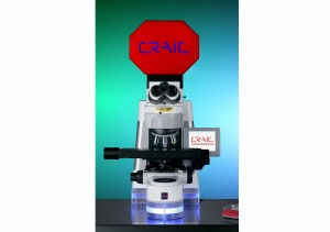 Craic laser sources for 2030 PV Microspectrophotometer