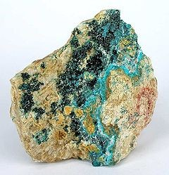 The mineral Herbertsmithite
