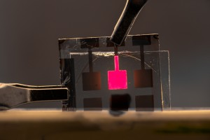 Perovskite NIR LED With Record External Quantum Efficiency