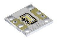 The platform for future developments is provided by existing multichip LEDs, such as the Osram Ostar Headlamp