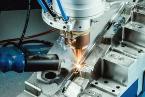 Additive Manufacturing Enables Fast Mold Modification