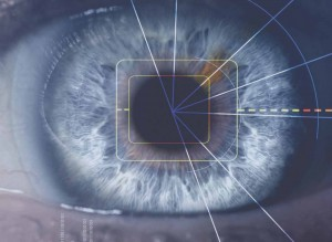 Light that enters the eye activates rod and cone photoreceptors, which in turn activate retinal ganglion cells Signals travel to the brain via retinal ganglion cell axons Photo credit National Eye Institute