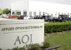 AOI Headquarters in Houston, Texas, US