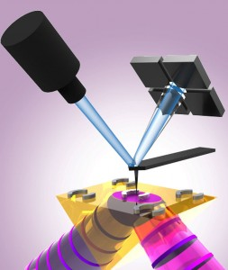 Nanoscale imaging and spectroscopy of plasmonic modes with the PTIR technique