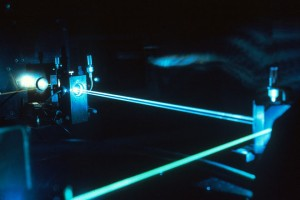 Argon Laser Photo courtesy of National Cancer Institute