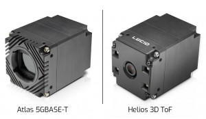 Automate 2019 Lucid demos latest GigE Vision industrial cameras