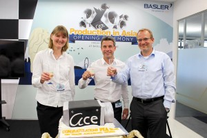 Basler opens manufacturing facility in Singapore
