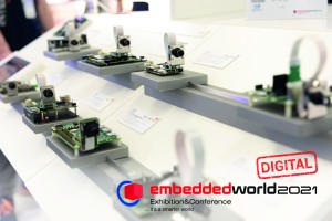 Basler at Embedded World 2021