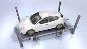 Beissbarth and Z-laser laser-based non-contact automobile wheel alignment