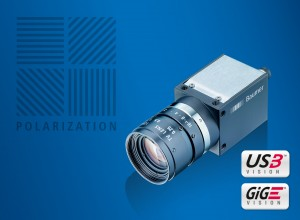The new polarization cameras of the CX series are suitable for the quality control in glass production, in the manufacture of carbon fiber fabrics CFRP or for the surface inspection of reflective materials