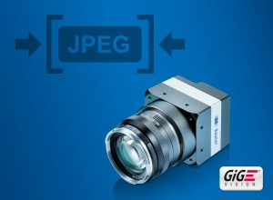 The new LX cameras with JPEG image compression save bandwidth, CPU load and storage space for a simplified, low-cost system design
