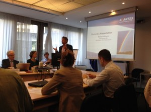 EPIC member Benno Oderkerk, CEO of Avantes, contributes at European Commission workshop on skills and education for key enabling technologies 10 June 2014, Brussels, Belgium