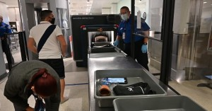 CT scans at airport
