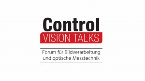 Control 2018 EMVA Control Vision Talks for machine vision and optical metrology
