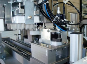 Qualimatest pipette inspection system