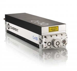 Small 120-W CO2 Laser Enables Compact Machine Tools