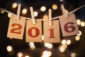 Trends and forecast 2016