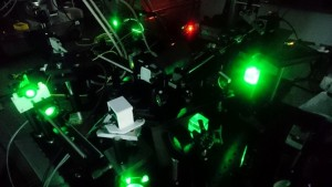 Researchers have developed a new self-calibrating endoscope that produces 3D images of objects smaller than a single cell Credit J Czarske, TU Dresden, Germany