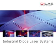 Photonics West 2016 Dilas Diodenlaser and m2k-Laser merge