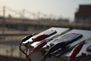 Encapsulated perovskitesilicon tandem solar cells are under test at KAUST outdoor test facility