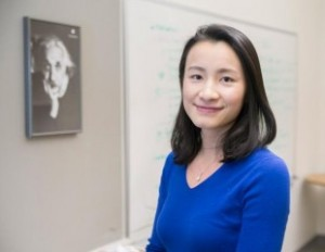 Dartmouth Researcher Xia Zhou