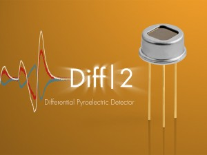 Differential Pyroelectric Detectors With Two-Stage Amplifier in 3-Pin Housing