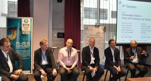 Embedded Vision: CEO and management panel discussion in Copenhagen