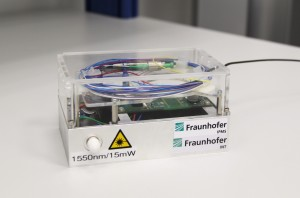 Light-Based Smart Anti-Burglary Protection System from Fraunhofer