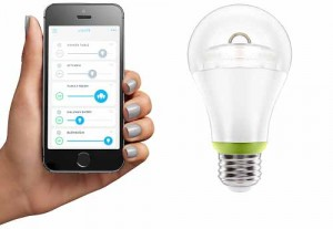 Smart LED Light Bulb from GE