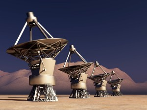 giant telescopes