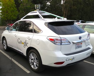 Googles self-driving car